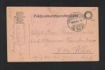 Ungarische Feldpost 1916 Gelaufen - Briefe U. Dokumente