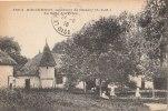 77 ROUGEMONT  ( Commune OISSERY ) Femmes Dans L´ Herbe Devant La SALLE Des FETES 1918 - Unclassified