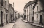 Villefort CPSM Avenue De La Gare - Villefort