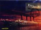 Centenary Of The Of The TITANIC Ship Sink  -  Bulgaria 2012 Year -  MC - Ships