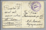 LETTLAND Riga 1915-05-02 Feldpost Mobile Forst Cleany Workcompany Nr.2 - Lettonie