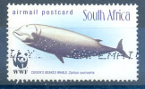 Y/T 27 Airmail Fauna Whale Walvis Baleine WWF   Used Cancelled - Non Classés