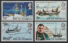 1999 Georgia Del Sud Fauna Uccelli Birds Vogel Oiseaux Pinguini Penguins Set MNH** B510 - Georgia Del Sud