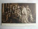 TABLEAUX - KÖLN - Wallraf Richartz Museum - BONIFAZIO VERONESE - Die Beschneidung Christi - Pittura & Quadri