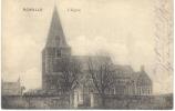 MOMALLE (4350) L ' église - Remicourt