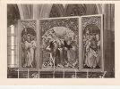 GERMANY - AK 109010 Freiburg - Münster - Gemälde Am Hochaltar V. Hans Baldung-Grien - Tableaux, Vitraux Et Statues