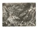 Cp, 65, Lourdes, Vue Aérienne, La Basilique, Les Trois Ponts Sur Le Gave Et Les Hôtels, écrite - Lourdes