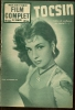 "FILM COMPLET  N° 401 - 1953  "" TOCSIN "" GINA LOLLOBRIGIDA / YVONNE SANSON - Dos: MICHEL BARBEY - Cinéma"