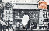 PARIS - La Porte St-Martin (A.C. 270) - France
