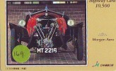 Carte Prépayée Voiture (169) OLDTIMER JAPAN * Carte JAPON * WAGEN * CAR * AUTO  * MORGAN - Auto's
