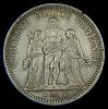 5 FRANCHI  FRANCE SILVER SILBER ARGENTO 1873 - AFFARE! - Francia