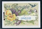 95  GONESSE  .. ..Carte Souvenir ..... Dessin Fusain ..... Edition Luxe - Gonesse