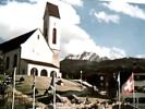 SCHWEIZ SUISSE SWITZERLAND SVIZZERA KRIENS GALLUSKIRCHE MIT PILATUS  VB1981 STAMP  ANNO INVALIDO  DS14600 - LU Lucerne