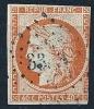 """YT 5 """" Type Cérès 40c. Orange Vif  """" 1850 Losange Pc - 1849-1850 Ceres"""