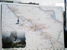 NAVIGARE  TURISMO  CARTINA MAPPA  LAZIO  CAMPANIA BASILICATA ITINERARIO IN BARCA  N2005  DS14607 - Barche