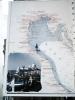 NAVIGARE  TURISMO  CARTINA MAPPA  VENETO  VENEZIA   ROMAGNA MARCHE  FRIULI  ITINERARIO IN BARCA  N2005  DS14610 - Barche