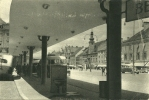 Yougoslavie : Maribor (gare Routiére, Bus) - Yugoslavia