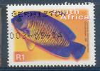 Fauna  Fish Poisson Vis Used Cancelled - Non Classés