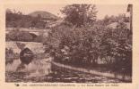 Dép. 79 - ARGENTON-CHATEAU. - Les Ponts Cadoret Sur L'Ouère. Ed. F. Girardeau N° 3904 Voyagée 1951 - Argenton Chateau