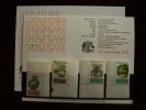 KUT 1975 RARE ANIMALS FULL SET 4 Values To 3/- MNH With SPECIAL PRESENTATION CARD.. - Kenya, Uganda & Tanganyika