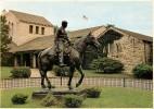 CPSM Will Rogers Memorial-Claremore  L1040 - Etats-Unis