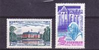 FRANCE    Y.T. N° 2111    2112   NEUF** - Unused Stamps