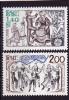FRANCE    Y.T. N° 2138   2139  NEUF** - Unused Stamps