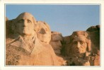CPSM Mount Rushmore   L1041 - Mount Rushmore
