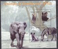 PGL AL413 - ZAMBIA Yv N°1315/18 ** ANIMAUX ANIMALS ( Registered Shipment Only ) - Zambia (1965-...)