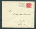 Auslandsbrief EF 685 Duisburg Nach Luxemburg / Wecker !  (Del-2777) - Lettres & Documents