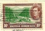 British Honduras 1938 - Scott 120 (o) - British Honduras (...-1970)