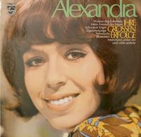 * LP *  ALEXANDRA - IHRE GROSSEN ERFOLGE (Germany 1970) - Vinylplaten