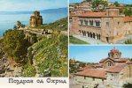 27852     Macedonia  (Ex-Jugoslavia),    Ohrid,  VG  1987 - Macedonia