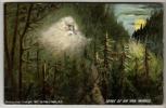 Fairy Tales - Spirt Of Rip Van Winkle  By Albert Hahn - New York, Catskill Mountains  - Postcard - Fairy Tales, Popular Stories & Legends