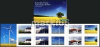 Ireland - 2011 - Renewable Energy - Mint Stamp Booklet - Non Classificati