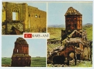CP  TURQUIE KARS ANI  HARABELERI MULTIVUES - Türkei
