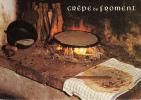 Crêpe De Froment. Ed.photo Y. R. Caoudal, Quimper. N° D 851 - Recettes (cuisine)