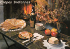 Crêpes Bretonnes. Ed. D'Art Jack. N° 2535 - Recettes (cuisine)