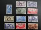 Divers 1930 - Années 50 - Italia