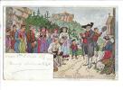 BOL1035B - FRANCIA ALSAZIA , CARTOLINA DEL 29/6/1903 - Francia