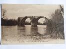 LUNEL - Ruines Du Pont Romain Sur Le VIDOURLE - Lunel
