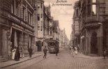 Bochum 1910 Tram Buddenbergstr - Bochum