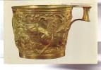 Athenes Musée Nat Archeologie Coupe En Or De Vaphio Chef D'oeuvre D'art Toreutique  De Crétomycéniiens - Arts