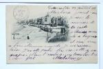 14-Saint-Aubin- Vue Générale Circulé 1899 - Saint Aubin