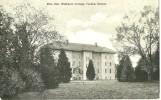 Topeca. Rice Hall, Washburn Collège. - Topeka