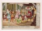 ### Chromo , LIEBIG , JEAN BART A LA COUR - Vieux Papiers