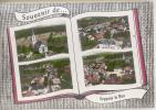 CARTE PHOTO SOUVENIR DE SEPPOIS-LE-BAS - AERIENNE - Unclassified