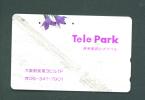 JAPAN  -  Magnetic Phonecard As Scan (110-147) - Japan