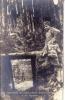 A04) Frankreich / 1. Weltkrieg: Unterstände Mit Aufgeworfenen Attelerie Schutz In Den Argonnen. - War 1914-18