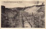 A05) Russland / 1. Weltkrieg:  Russische Drahtverhaue Vor Grodno - Ist Eine Stadt In Weißrussland An Der Memel, - War 1914-18